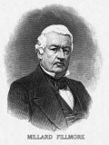 US President Millard Fillmore Photo