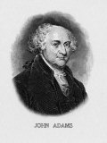 US President John Adams Photo