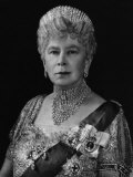 British Queen Mary of Teck, 1947 Photo
