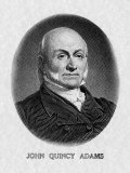 US President John Quincy Adams Photo