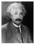 Albert Einstein Poster