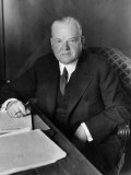 Former President Herbert Hoover, 1935 Photo