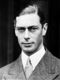 King George VI of England, 1936 Photo