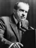 1971 US Presidency, President Richard Nixon at the Afl-Cio Labor Convention, 1971 Posters