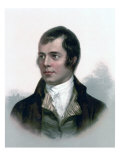 Robert Burns, National Poet of Scotland Photo