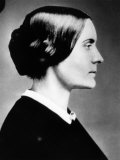 Susan B. Anthony, American Civil Rights Leader, 1860 Photo