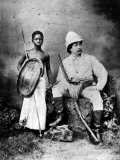 Sir Henry Morton Stanley, Journalist and African Explorer 1880's Photo