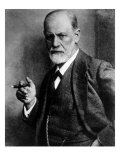 Sigmund Freud, 1921 Posters