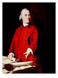 Samuel Adams, Portrait Depicting Adams Pointing to the Massachusetts Charter Photo by John Singleton Copley