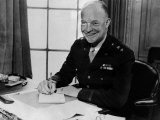 General Dwight Eisenhower, July 16, 1942 Posters