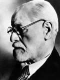 Sigmund Freud, 1936 Photographie