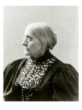 Susan B. Anthony, in 1890s Photo