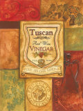 Tuscan Vinegar Prints by Gregory Gorham