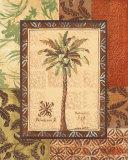 Palmaceae II Plakater af Gregory Gorham
