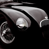 Jaguar C-Type Posters