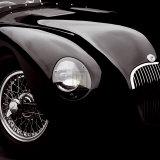 Jaguar tipo C Posters por  Retro Classics