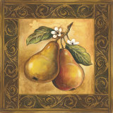 Pear Orchard Art by Gregory Gorham