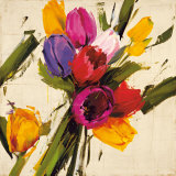 Bouquet Print by Antonio Massa