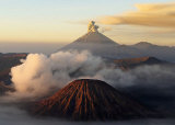 Mount Bromo Volcano, Java, Indonesia Prints by Bruno Morandi