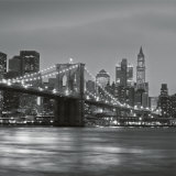 Ponte do Brooklyn, Nova York Posters por Torsten Hoffmann