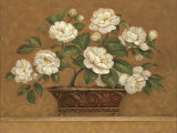 Camellia Tapestry Print by Pamela Gladding