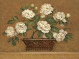Camellia Tapestry Print by Pamela Gladding