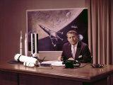 Wernher Von Braun, 1960s Photo