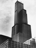 The Sears Tower, Chicago, Illinois, 1970's Posters
