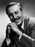 Walt Disney, 1955 Photo