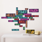 Digital Wall Decal