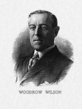 US President Woodrow Wilson Photo