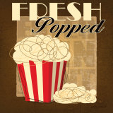 Fresh Popped Affiches par Stacy Gamel