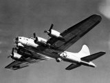 Boeing B-17 Flying Fortress, Used Against the Germans During World War II, March 1944 Posters