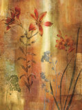 Tulip Garden I Posters by John Seba