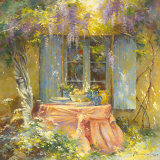 Couleurs du Printemps Prints by Johan Messely