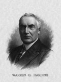 US President Warren Harding Photo