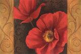 Pavots Rouges II Prints by Jordan Gray