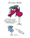 Les Devises Shadok IIII Affiches par Jacques Rouxel