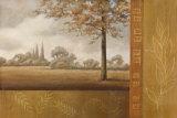 Golden Autumn II Prints by Jordan Gray
