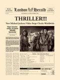 Thriller!!! Affiches