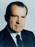 US President Richard Nixon, Early 1970s Posters