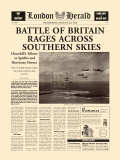 Battle of Britain Rages Prints