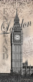 Big Ben Art by Todd Williams