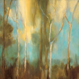 Bare Trees I Posters by Kristi Mitchell