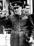 Winston Churchill, 1961 Photo
