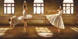 Ballet Kunstdrucke von Cristina Mavaracchio