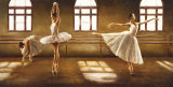 Ballet Láminas por Cristina Mavaracchio