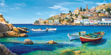 Golfo Mediterraneo Prints by Adriano Galasso
