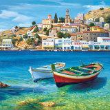 Golfo Mediterraneo Prints by Adriano Galasso