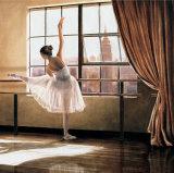 練習II 高画質プリント : クリスティーナ・マヴァラッキオ